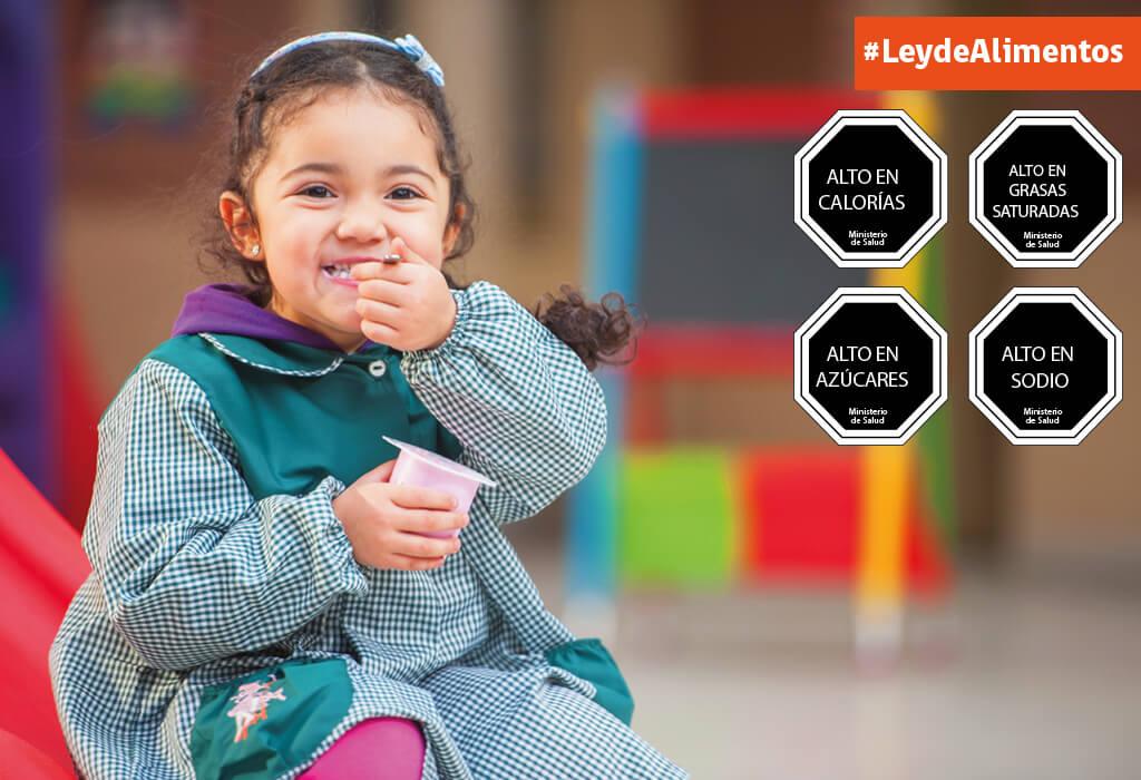 Es en este contexto que JUNJI, cuenta con una alimentación saludable para la atención de los niños y niñas asistentes a los jardines infantiles basado en las recomendaciones MINSAL, alineado con la Ley 20.606.