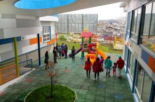 JUNJI inaugura en Coyhaique el segundo jardín infantil más grande de Chile