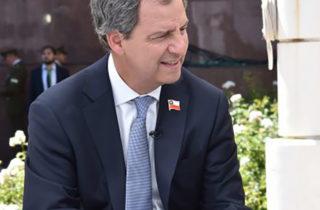 Gerardo Varela asume como ministro de Educación