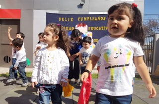 """Jardín Infantil """"Manitos de Colores"""" celebró su primer aniversario"""