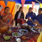 Los festejos, que se desarrollaron durante toda la semana, culminaron con una caravana que llenó de color y alegría las principales calles del poblado.