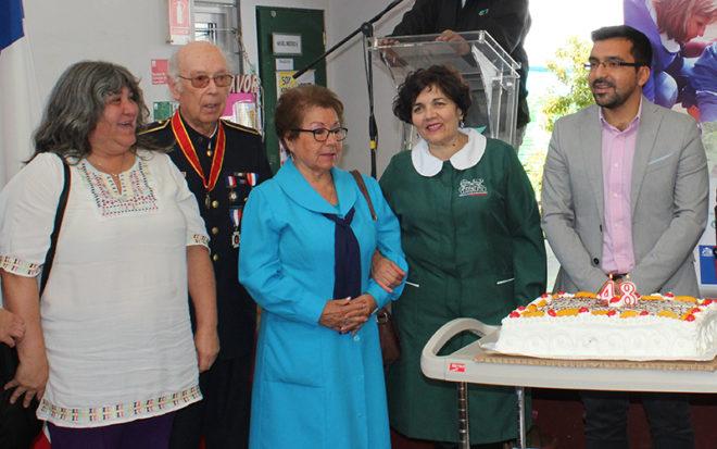 En el marco de la conmemoración, padres y madres de los niños y niñas que asisten al recinto educativo agradecieron la labor pedagógica realizada por el equipo educativo.