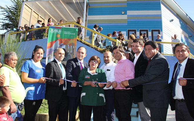 El nuevo establecimiento se ubica en la localidad rural de Mashue y atiende a 48 niñas y niños de entre 0 y 4 años.