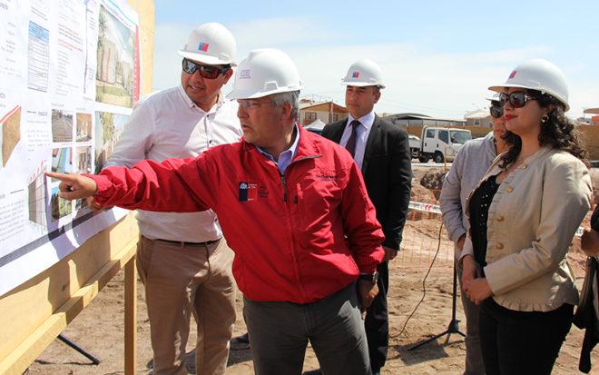 El nuevo recinto se emplazará en un terreno de más de 2 mil metros cuadrados, y se edifica con altos estándares de calidad. Entregará una atención integral y de calidad a 144 niños y niñas del sector de La Pampa.