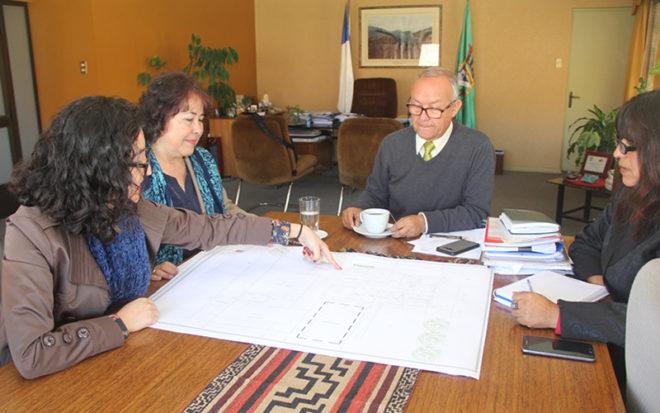 El nuevo establecimiento que se proyecta para la comuna se encuentra en etapa de diseño, será presentado por el municipio vía Fondo Nacional de Desarrollo Regional (FNDR).
