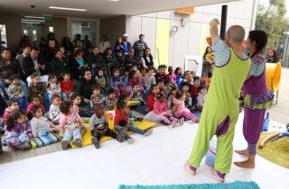 JUNJI celebra su aniversario n° 48 inaugurando moderno jardín en Quilicura