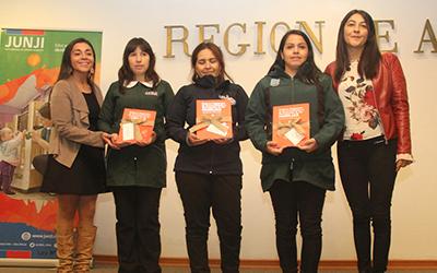 La política de participación de familias se transforma en un documento histórico, que apunta a respetar y considerar la territorialidad de todo Chile, elaborándose por primera vez, una política de este tipo con carácter regional.
