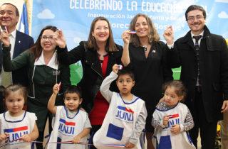 Subsecretaria de Educación Parvularia celebra Día de la Educación Rural en Arauco