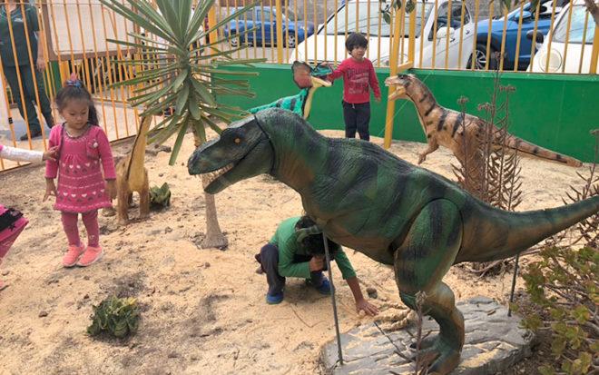 """Proyecto educativo del Jardín Infantil """"Avioncito"""" asombró a más de 200 niños y niñas."""