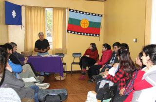JUNJI fortalece educación intercultural a través de conversatorio