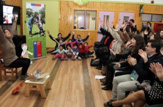 Jardines cuentan con Proyecto de Arte y Creatividad para fortalecer la Extensión Horaria