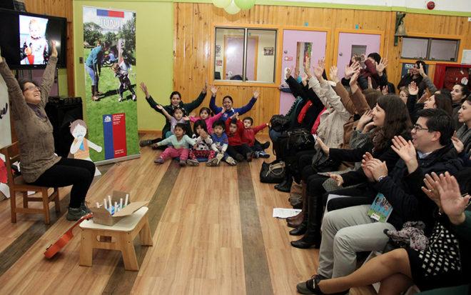 La iniciativa 2018 plantea la continuidad de las acciones desarrolladas en el proyecto pionero del año anterior, y que en esta oportunidad se realizará en 8 jardines en las comunas de Temuco, Villarrica, Pucón, Angol, Traiguén y Victoria.