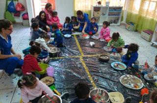 """Niños y niñas del Jardín Infantil """"Rayito de Sol"""" son protagonistas de sus aprendizajes"""
