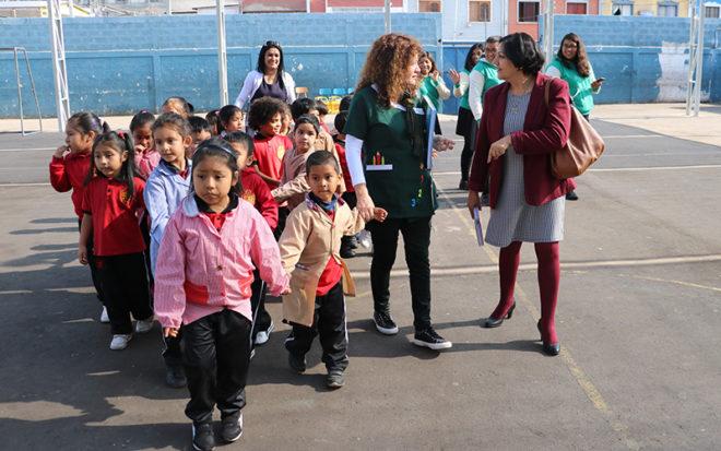 """Se efectuará el próximo 31 de mayo, a las 11:00 horas en la región de Antofagasta y su lanzamiento oficial tuvo lugar en el Liceo A-Nº 15 """"Mario Bahamonde Silva"""" de esa ciudad."""