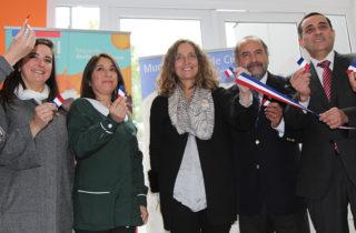 JUNJI inauguró nuevo y moderno jardín infantil en Curicó
