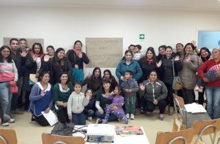 Tras proceso participativo familias de Población Schilling eligen el nombre de su jardín infantil