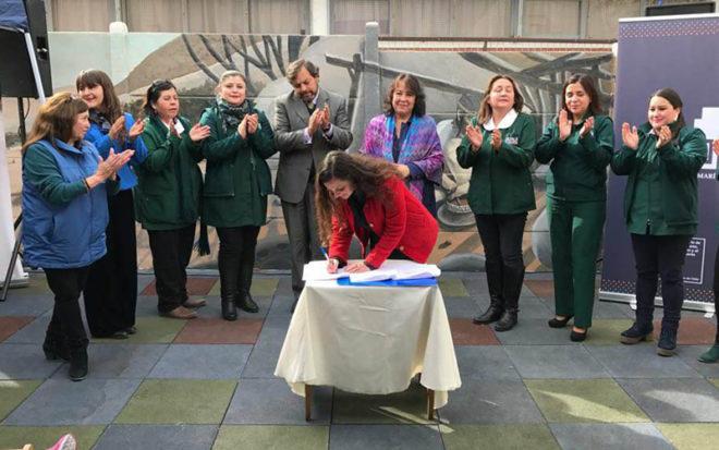 El proyecto beneficia los siete jardines infantiles de Ovalle permitiendo acercar el patrimonio cultural a los niños y niñas, vinculando a la comunidad educativa con el Museo de Limarí.