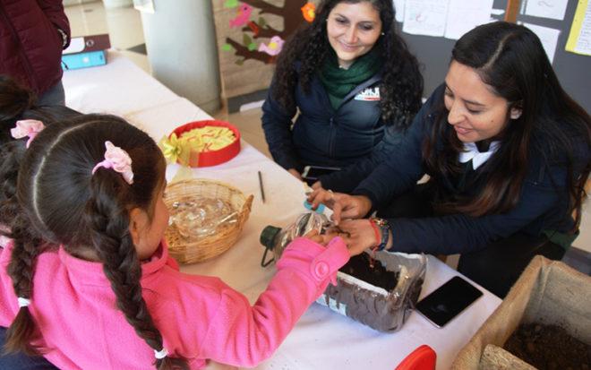 """Se denominó """"Vivo La Ciencia Con Todos Mis Sentidos"""" y fue organizada por la JUNJI Atacama."""