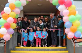 Inauguran moderno jardín infantil para 68 párvulos en Carahue