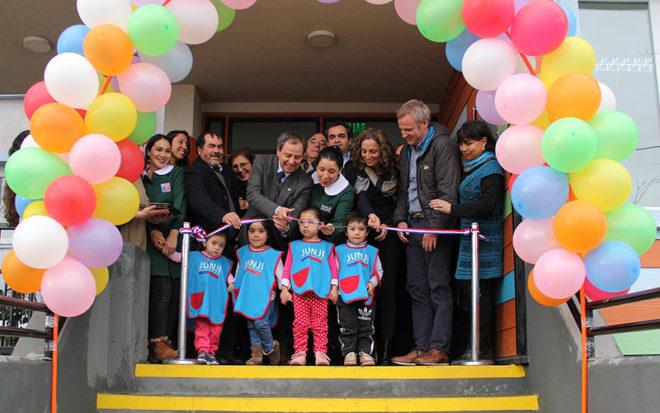"""""""Piececitos del Sur"""" es el nombre de la nueva construcción de dos pisos, ubicada en medio de la población Bicentenario de la costera localidad."""