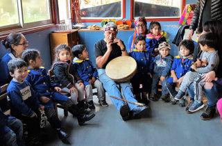 Jardín infantiles relevan We tripantu con múltiples actividades