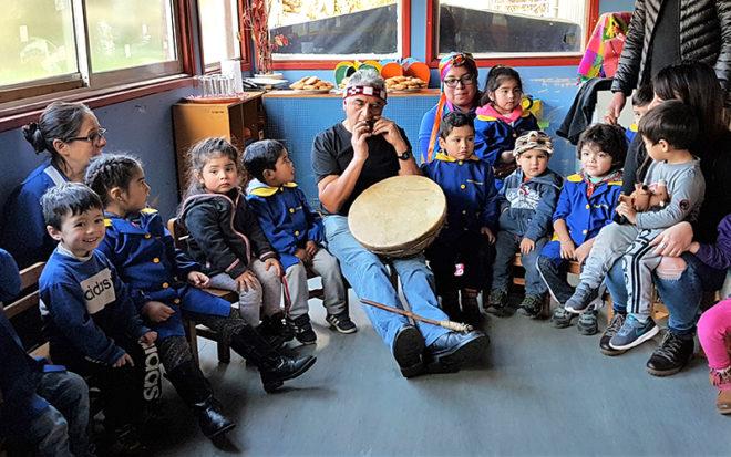 Diversas acciones relacionadas con el Año Nuevo Mapuche, se realizaron en los establecimiento de la institución, actividades pedagógicas que apunta al rescate de las tradiciones ancestrales de los pueblos originarios.
