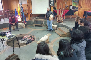 Conocen modelo educativo sobre educación intercultural en Los Ríos