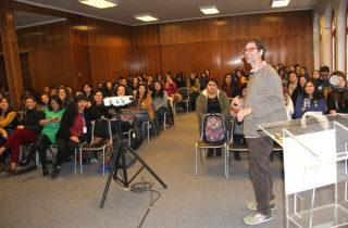 Seminario de la JUNJI abordó desafíos en materia de infancia, género y migración