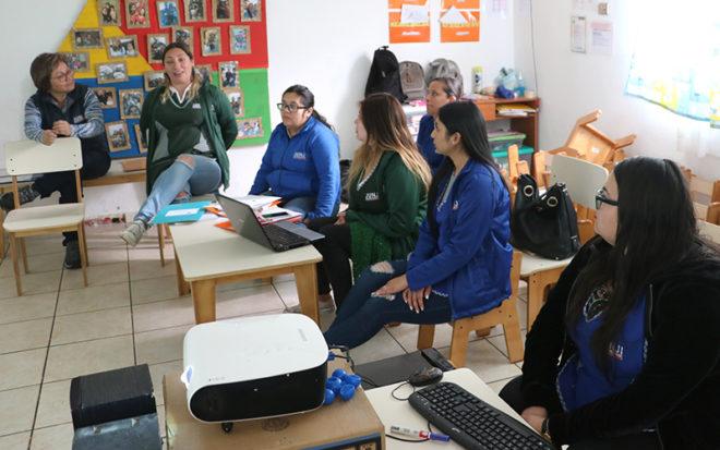 En este encuentro participaron todos los jardines infantiles clásicos de la JUNJI Antofagasta incluidos los administrados por terceros o Vía Transferencia de Fondos.