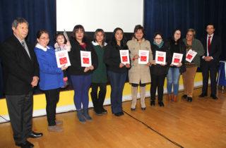Con alta participación de la comunidad se lanza Política Regional de Familias