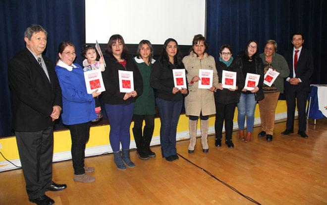 La JUNJI Magallanes realizó una breve ceremonia que sirvió para sentar las bases del trabajo institucional hacia su público objetivo y entregar textos que recogen una labor hecha a lo largo de todo Chile.