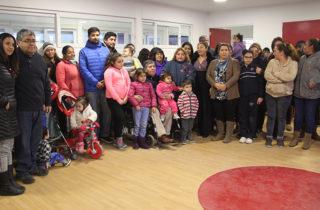 Comunidad de Villa San Francisco elige nombre para jardín infantil