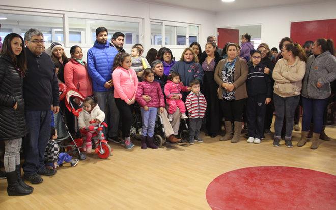 """""""Sonrisitas de Amor"""" se llamará la nueva unidad educativa que en algunos meses abrirá sus puertas en Rengo."""