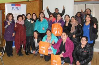 Dialogan sobre gestión institucional junto a dirigentes sociales de Alerce