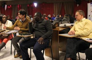 Familias inmigrantes se reúnen en el II Encuentro Participativo para la Educación Intercultural