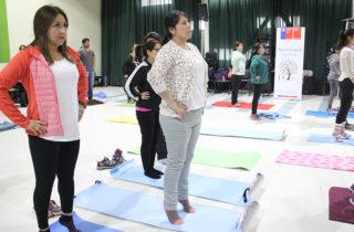 """Se inicia proyecto """"Yoga en el Jardín Infantil"""" en el Biobío"""