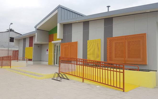 El nuevo recinto, que requiere una inversión superior a los 372 millones de pesos, entregará cobertura para 24 niñas y niños del sector.