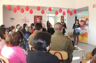 Jardines infantiles de Marchigüe y Chimbarongo se presentan a la comunidad
