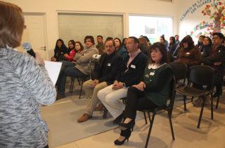 Autoridades participan en lanzamiento de las políticas de reconocimiento y participación de las familias