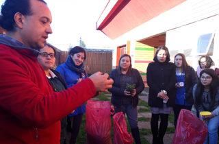 """Jardín infantil """"Pequeños Abracitos"""" fortalece proyecto educativo con capacitación en agroecología"""