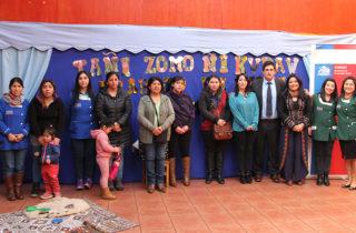 Familias rescatan cultura ancestral a través de la joyería Mapuche