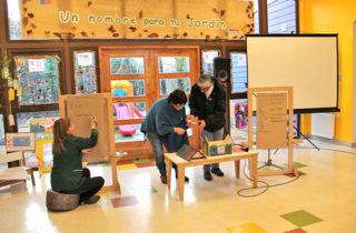 """""""Semillas de Punucapa"""" es el nombre con que comunidad bautizó jardín infantil rural"""