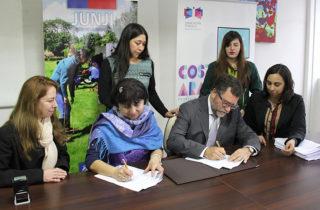 Jardines infantiles VTF del territorio Costa Araucanía son traspasados al nuevo Servicio Local