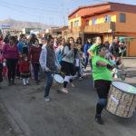 Con el apoyo de padres, madres y apoderados, niños y niñas de diversos establecimientos educativos de la región, realizaron un llamado a promover y respetar el legado de las etnias mapuche, atacameña, aimara, rapa-nui, yagán y diaguita.