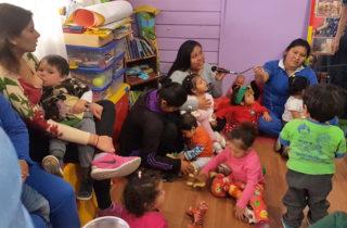 """Jardín Infantil """"Estrellita del Desierto"""" quiere ser amigo de la lactancia materna"""