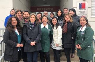 Seremi de la Mujer y Equidad de Género presenta proyecto Sala Cuna Universal en Los Ángeles