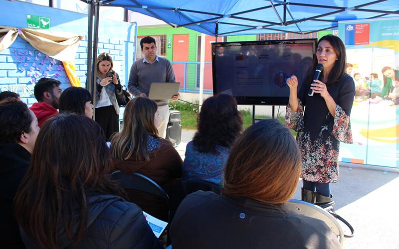 La JUNJI Coquimbo dispondrá de 16 puntos de postulación, 13 jardines infantiles y las 3 coordinaciones provinciales, dónde los apoderados podrán postular a colegios.
