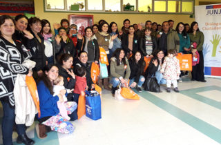 "Jardín Infantil ""Heidi"" realizó Diálogo Ciudadano sobre la importancia de la Lactancia Materna"