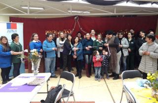 Comunidad educativa de Jardín Infantil Estrellita inauguró su proyecto Presupuesto Participativo 2018