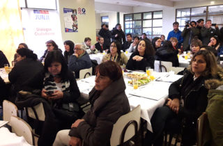 Con festividades y diálogo ciudadano organizaciones sociales celebraron a la niñez en Alerce